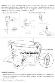 instructions on threading my sewing machine remember has to go