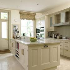 Kitchens With Off White Cabinets Beige Linen Colored Kitchen Cabinets With Slightly Darker Counters