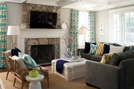 confortable gray sofa living room ideas with interior home paint
