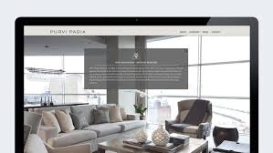 interior designer website for purvi padia design trillion