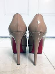 my superficial endeavors christian louboutin bianca pump