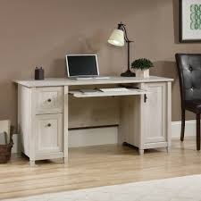 Sauder Edge Water Computer Armoire by Sauder Edge Water Computer Desk In Chalked Chestnut Decorative