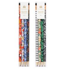 writing paper set writing pencils rifle paper co rifle paper co write on 4 designs in each set 3 of