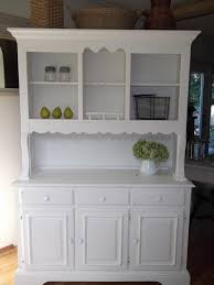 Dining Room Hutch Kitchen Exquisite White Kitchen Hutch For Sale Antique Hutches