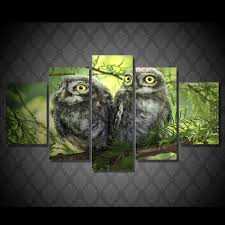 compare prices on canvas oil painting owl online shopping buy low