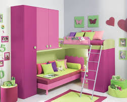 Lime Green And Purple Bedroom - girls bedroom purple and green interior design