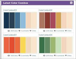 color combo 365 days of a happy home day 32 color combinations 365 days of