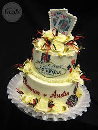 inexpensive wedding cakes freed s bakery las vegas freed s