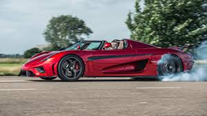 koenigsegg road the koenigsegg regera has sold out top gear