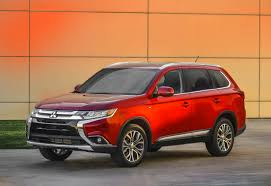 mitsubishi outlander sport 2016 red 2016 mitsubishi outlander photo gallery autoblog