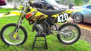 tag for 2004 suzuki rm 125 videos suzuki rm125 model history