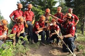 Prince George Bc Wildfire by Firefighters Threatened With Gun Williams Lake Tribune