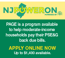 payment assistance for gas and electric program page