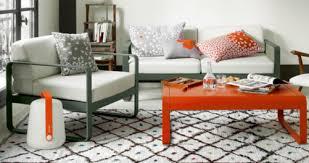 canapé coussins canapé 2 places bellevie coussins blanc grisé canapé pour salon