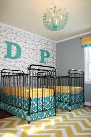 Bedding For Mini Crib by Uncategorized Corner Cribs For Twins Having Twins Twin Bedding