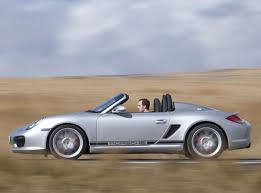 Porsche Boxster Base - this spyder has legs how to spend it