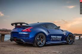 nissan blue paint code varis turbo 2009 nissan 370z by bulletproof automotive photo