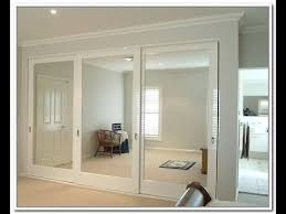 Closets Sliding Doors Mirror Closet Sliding Door