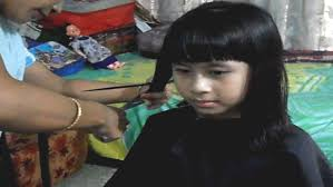 videos of girls barbershop haircuts for 2015 baby barbie haircut youtube