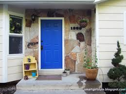 Front Door House Smartgirlstyle Cobalt Blue Front Door