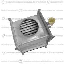 vokera compact he installation manual vokera exchanger assembly 20039923