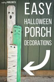 best 25 diy halloween decorations for outside ideas on pinterest