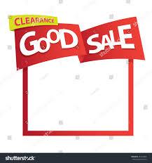 sale ribbon tag heading design stock vector 457514806