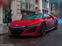 honda supercar acura nsx review business insider
