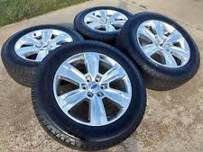 ford f150 platinum wheels 2016 2017 ford f150 platinum factory 20 wheels tires rims oem