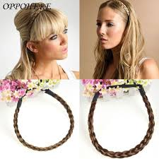 plait headband aliexpress buy 2017 new hair accessories simulation