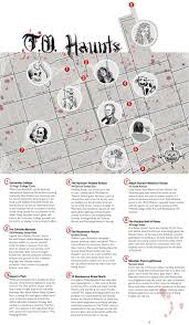 Judgemental Maps Chicago by Haunted City A Ghost Map Of Toronto From Torontoist Illustration