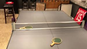 franklin table tennis table franklin folding ping pong table overview youtube