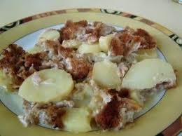 cuisiner l andouillette recette de gratin d andouillettes aux pommes lyonnaises la