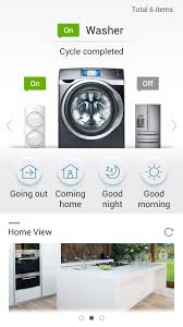 smart items for home samsung rolls out smart home service in korea and us