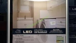 altair 14 led flushmount light altair outdoor saving led lantern model al 2163 costcochaser