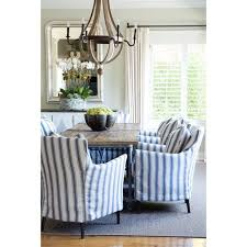 Slip Covers For Dining Room Chairs 110 Best Patterned Slipcovers Images On Pinterest Slipcovers