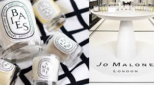 why are high end candles like diptyque jo malone so popular
