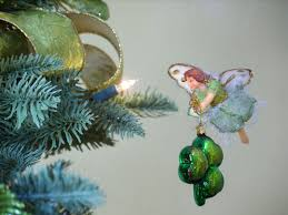 fairy for top of christmas tree christmas lights decoration