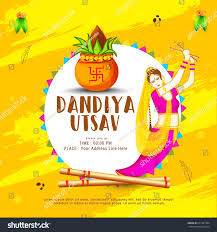 Decorate Dandiya Sticks Home by Decorate Dandiya Sticks Home Krishna Janmashtami How To Make A