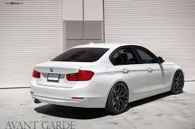 matte white bmw 328i avant garde m310 wheels matte black 18 19 20 22 for bmw 5x120mm