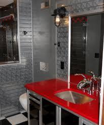 Industrial Bathroom Vanity Lighting Industrial Style Bathroom Vanity Bathroom Decoration
