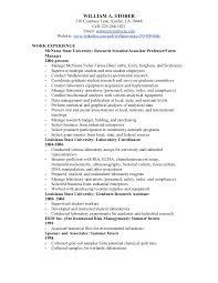 Apa Resume Template William A Storer Cv Resume August 2016