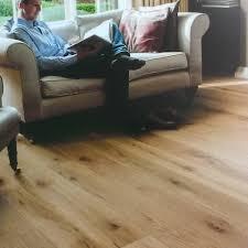 14mm Laminate Flooring Rustic Oak Brushed U0026 Oiled Real Wood Engineered Flooring 14mm