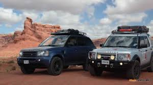 custom land rover lr3 racks for land rovers bajarack youtube