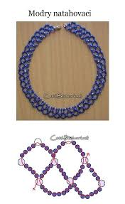 free necklace pattern images Free necklace pattern free bead patterns tutorials pinterest jpg