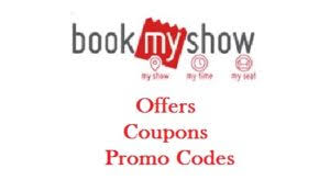 book my show offer cashback u0026 promo codes coupon
