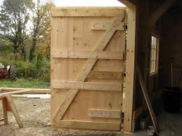 Pine Barn Door by Post U0026 Beam Barn Raising Goshen Ct The Barn Yard U0026 Great Country