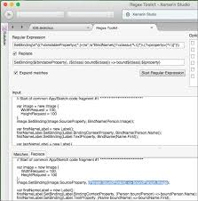 vincenth on net how to share xamarin forms data binding code