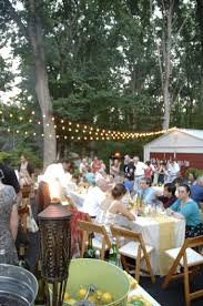 Cheap Backyard Reception Ideas Our 4000 Backyard Wedding Young House Love