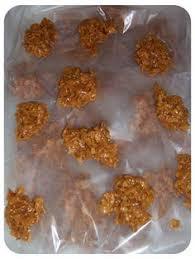 peanut butter cornflake candy recipe bull rock barn and home